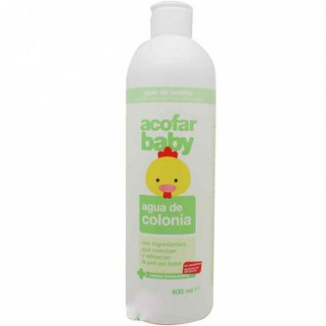 Acofarbaby Agua de colonia 400ml -