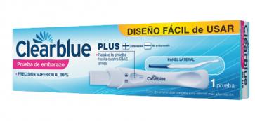 Clearblue Plus Prueba De Embarazo