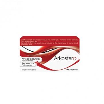 Arkosterol 60 pastillas - reducir el colesterol