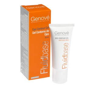 Fluidbase 15% Aha Gel Forte 30 ML - Contorno de Ojos, Pieles con Exceso de Queratización