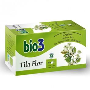 Bio3 Tila Flor Ecológica – Relajante, sedante