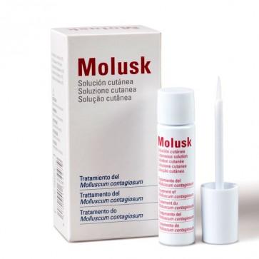 Molusk Solución Cutánea 3gr - Tratamiento contra el Molusco Infeccioso