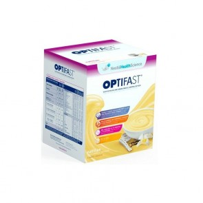 Optifast Natillas Sabor Vainilla