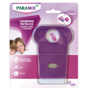 Paranix Lendrera Peine Antipiojos