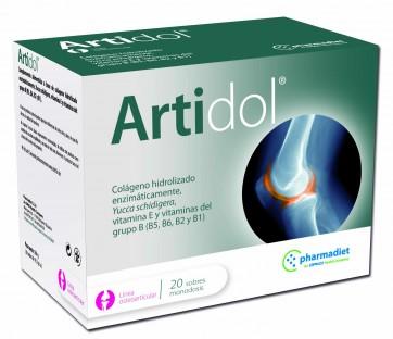 Artidol - Fortaler tendones y ligamentos y dolor articulaciones