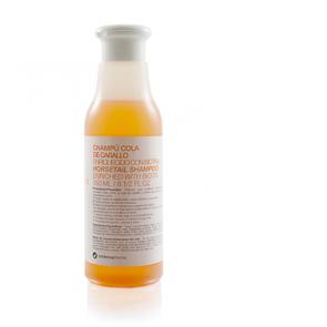 Champú Cola de Caballo + Biotina 250ml Botanicapharma -  Estimulante del Crecimiento y Volumen del Cabello, Fortalece las Fibras Capilares