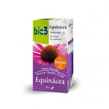 Bie3 Equinácea Naturcaps 80 cápsulas - gripe y resfriado