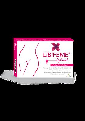 Libifeme Optimal Y Farma Óvulos Vaginales - Hidratante Vaginal Natural