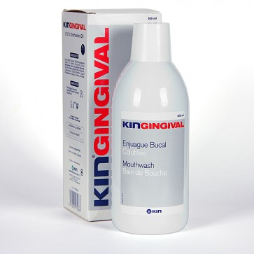 Comprar Kin Gingival Enjuague 500 Ml