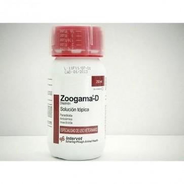 Zoogama-D 150 ml Solución Tópica - Antiparasitario Ovino en Pulverizador
