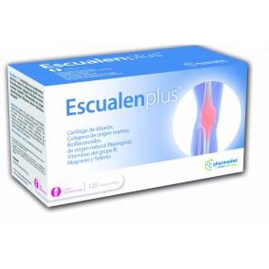 Escualen Plus 120 comprimidos - articulaciones, dolor articulaciones - cartílago de tiburón