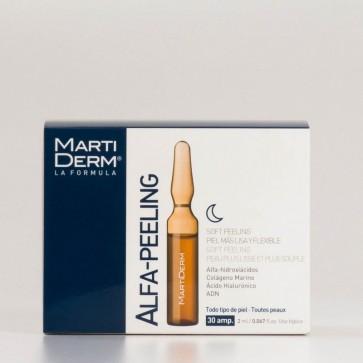 Comprar Martiderm Alfa Peeling 30 Ampollas
