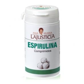 Ana Maria Lajusticia Espirulina 160 Comprimidos - Rico en minerales y proteínas