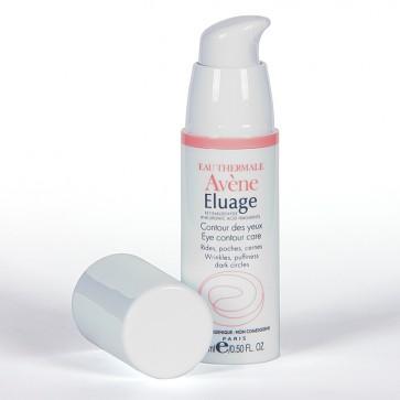 Avene Eluage Contorno De Ojos 15 ml - Reduce arrugas, bolsas y ojeras