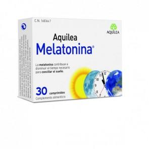 Aquilea Melatonina 1 mg 30 comprimidos - alteración sueño, vitamina B6, melatonin