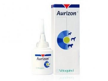 Aurizon Gotas Oticas Suspensión 10 ml - Tratamiento de Otitias Externas para Perros
