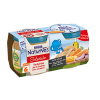 Nestlé Naturnes Verduritas de la Huerta con Cordero - Bipack 2 Uds de 200 gr 100 % Natural Sin Glúten