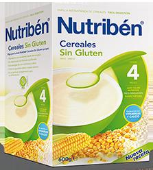Comprar Nutriben Cereales Sin Gluten 600 Gramos