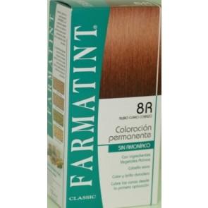 Farmatint 8 R Rubio Claro Cobrizo 130 ml