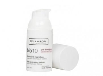 Bella Aurora Bio 10 Fluido Anti Manchas Piel Mixta 30 ml - Hidrata la piel y combate las manchas