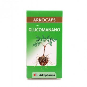 Arkocapsulas Glucomanano 80 Cáps. - Ayuda Natural para Adelgazar