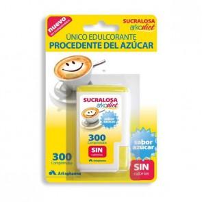 ArkoDiet Sucralosa 300 comps. - Edulcorante extraído del azúcar