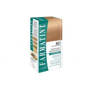 Farmatint 8 D Rubio Claro Dorado 130 ml