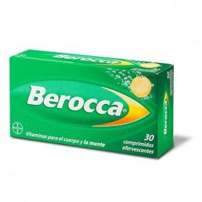 Comprar Berocca 30 Comp Efervescentes Proporcionan Energía y Rendimiento Gracias a su Contenido en Vitaminas y Minerales Esenciales