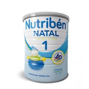 Nutribén Natal 800 Gr - Leche para Lactantes