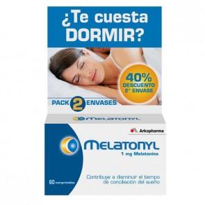 Melatonyl 30 comps. - Melatonina 1 mg para el jet lag, trastornos del sueño