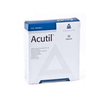 Comprar Acutil 30 Cápsulas