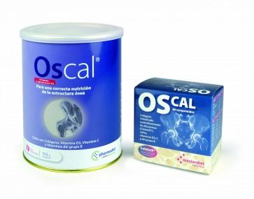 Oscal en comprimidos - Calcio, osteoporosis y dentición