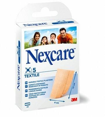 Comprar Nexcare Textile 5 Tiras Para Cortar