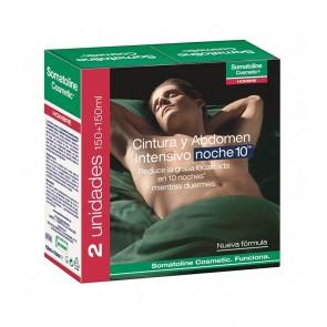 Somatoline Cosmetic Hombre Pack 2 x 150 ml