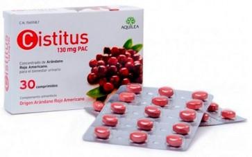 Cistitus 30 Comprimidos - Arándano Rojo Americano, Remedio para la Cistitis