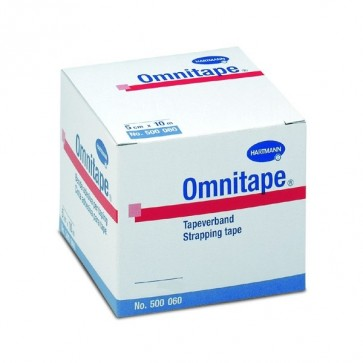 Esparadrapo Omnitape 10X3,75cm