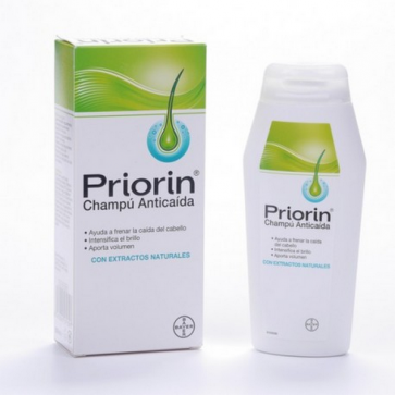 Priorin Champú Anticaída 200 ml - Hidratacion Capilar