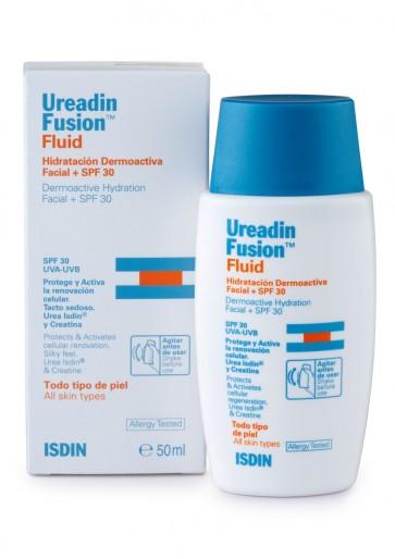 Ureadin Fusion Fluid 50 Ml - Hidrante Facial