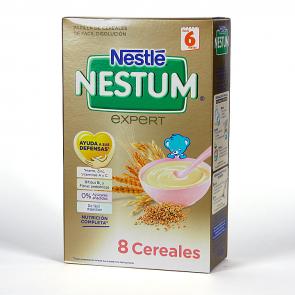 Nestlé Nestum 8 Cereales - Papillas Nestle