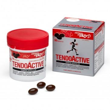 TendoActive Tendón Articular 90 Cápsulas - Complemento Alimenticio Molestias Tendinosas