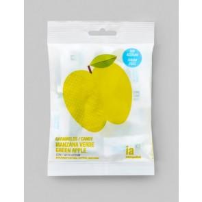 Balmelos 50 gr Bolsa de Caramelos Sin Azúcar Sabor Manzana Verde de Interapothek - Refresca y Despeja Nariz y Garganta