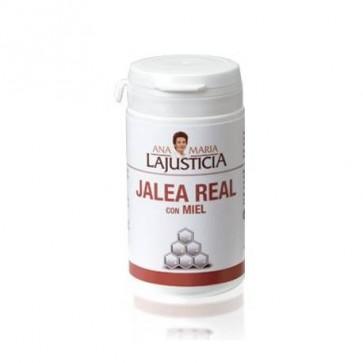 Ana Maria Lajusticia Jalea Real con Miel bote de 135 gramos - Combate estados de decaimiento, agotamiento físico y mental