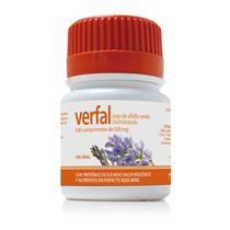 Homeosor Verfal 500 mg 100 Comprimidos