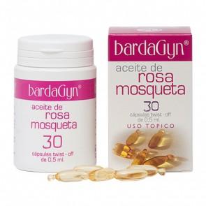 Bardagyn Aceite Rosa Mosqueta 30 Cáps