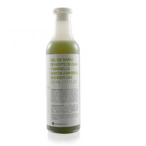 Gel de Baño de Oliva y Jabón de Marsella 500ml de Botanicapharma -  Antioxidante, Hidratante para Pieles Secas con Tendencia a la Descamación