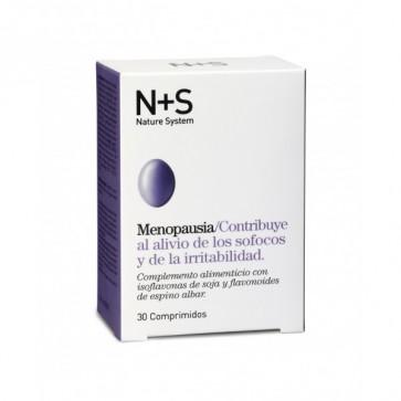 Comprar N+S Menopausia 30 Cápsulas