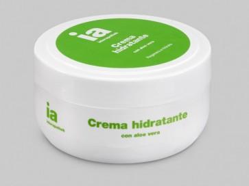 Crema Hidratante 200 ml con Extracto de Aloe Vera de Interapothek - Cuidado de tu Piel Regeneración + Hidratación