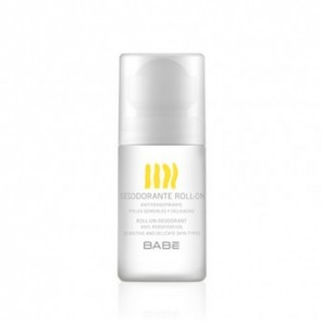 Babé Desodorante Roll On 50 ML - Pieles Sensibles, Anti-transpirante, Neutraliza el Olor