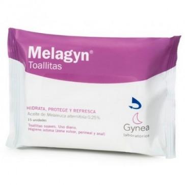 Melagyn Flow Pack Con 15 Toallitas