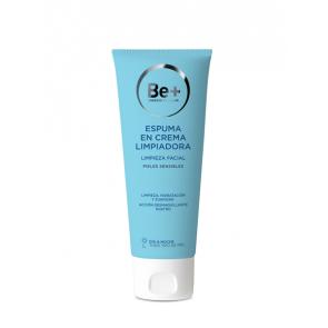 Be+ Espuma en Crema Limpiadora Pieles Sensibles 200 ml - Limpieza Facial